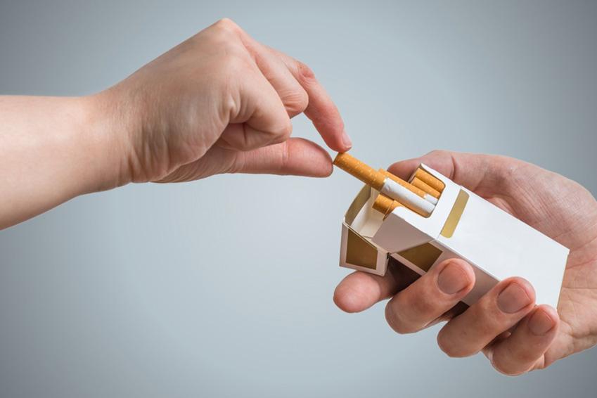 erste zigarette dauerrauchen