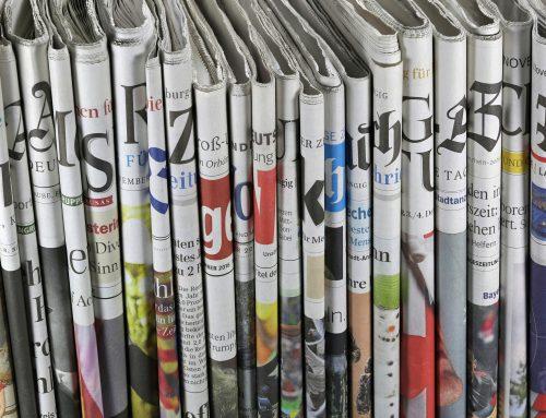 Presse-Artikel über Lobbying der Pharmaindustrie gegen die E-Zigarette