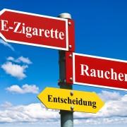 E-Zigarette oder Rauchen?