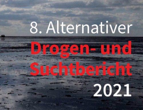 """""""Besteuerung am Risiko ausrichten"""" – 8. Alternativer Drogen- und Suchtbericht"""